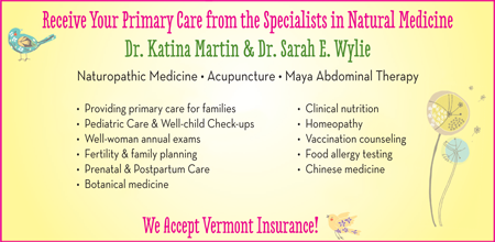 Now accepting new patients as a naturopathic Primary Care Provider